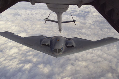 B2 Stealth Bomber 460