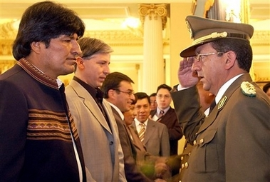 Bolivia Police