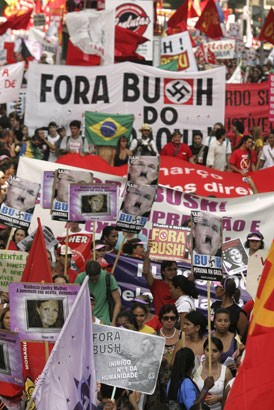 Brasil Forabush