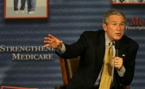 Bush Medicare Ny