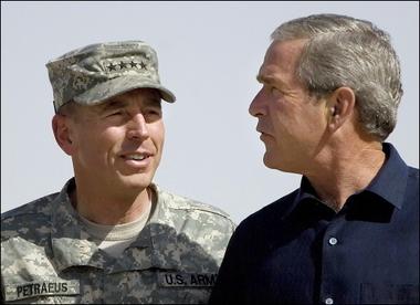 Bush Petraeus