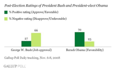 Bushobamapopularity