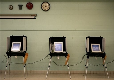 Electr Voting Machines