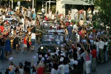 Fans Cuba Baseball
