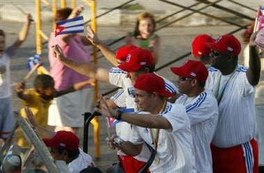 Fans Cuba Baseball2
