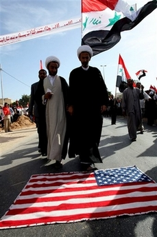 Flag Us Protests