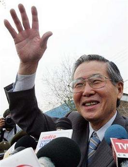 Fujimori Chile