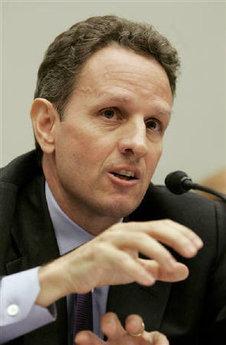 Geithner Treasury