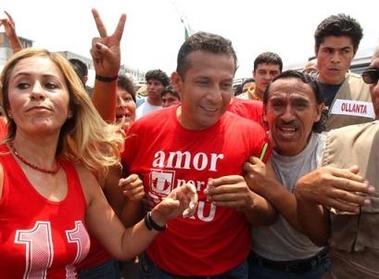 Humala Rally