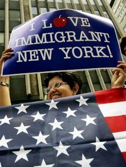 Immigrant Ny