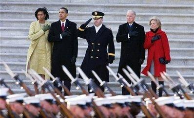 Inauguration Obama Biden