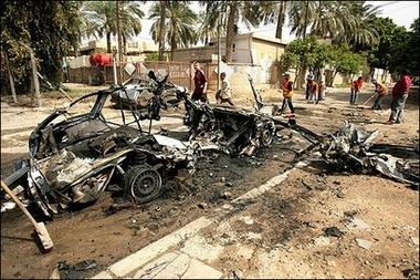 Irak Carbomb