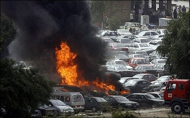 Irak Fire-1