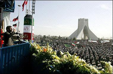 Iran Bush