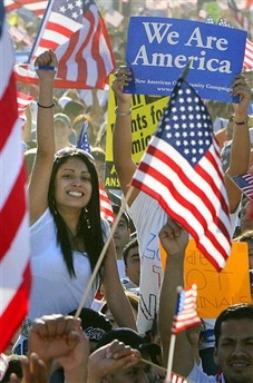 Latina Immigration