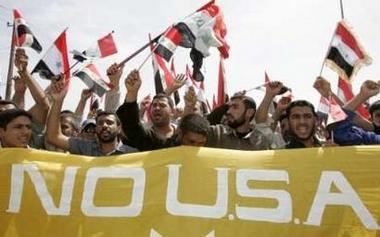 No Usa Irak