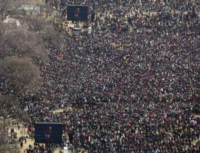 Obama Crowds