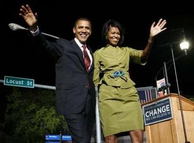 Obama Michelleor