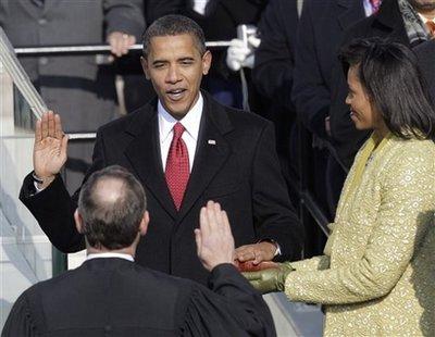 Obama Swearing