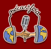Podcastfera Logo
