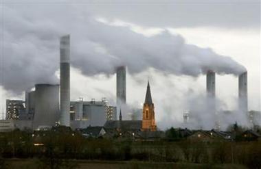 Pollution Globalwarming