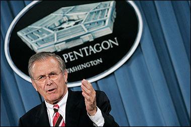 Rumsfeld Generales