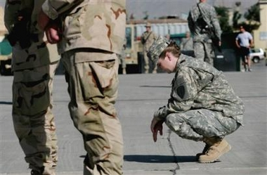 Soldado Afganistan