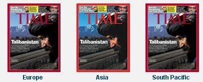 Time Talibanistan Int