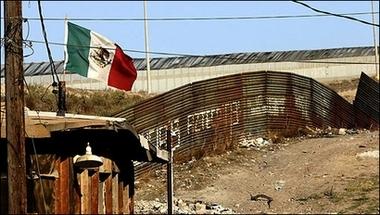 Usa Mex Fence
