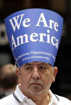 We Are America Hat