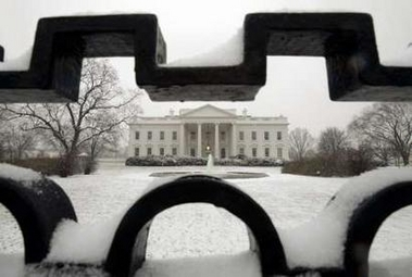 White House Snow