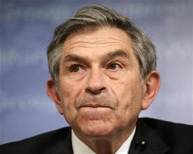 Worldbank Wolfowitz