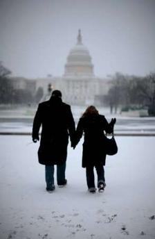 Capitolio Nieve 2007 Reuters