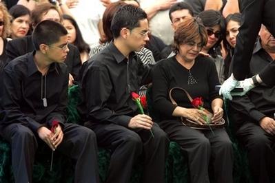 irak funeral