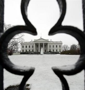 Casa Blanca Enero 2007 AP