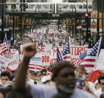 Chicago marcha