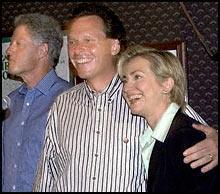 Clintons y Terry