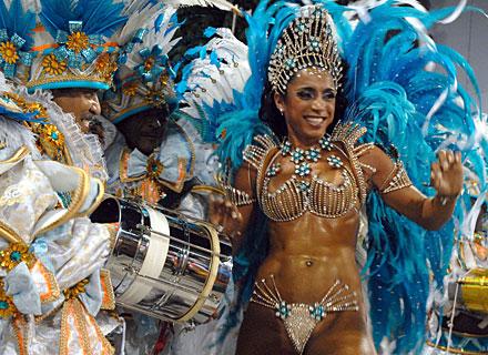 Vestuarios de Carnaval Brasil