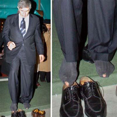 Las medias rotas de Wolfowitz